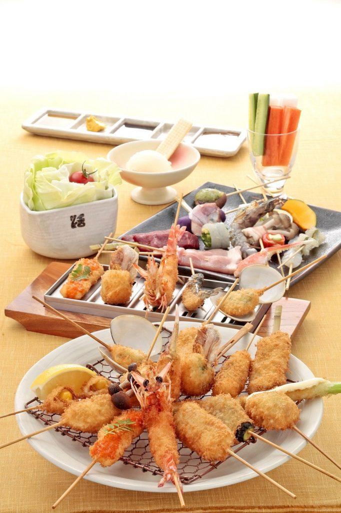 【公式】串かつ料理 活